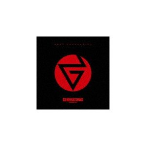 BEST GENERATION(通常盤)/GENERATIONS from EXILE TRIBE[CD]【返品種別A】|joshin-cddvd