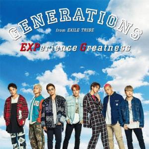 未定/GENERATIONS from EXILE TRIBE[CD]【返品種別A】|joshin-cddvd