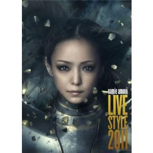 namie amuro LIVE STYLE 2011【DVD】/安室奈美恵[DVD]【返品種別A】|joshin-cddvd
