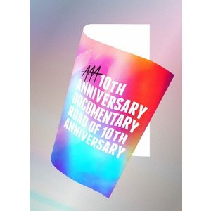 [枚数限定][限定版]AAA 10thANNIVERSARY Documentary 〜Road of 10th ANNIVERSARY〜(初回生産限定)/AAA[Blu-ray]【返品種別A】