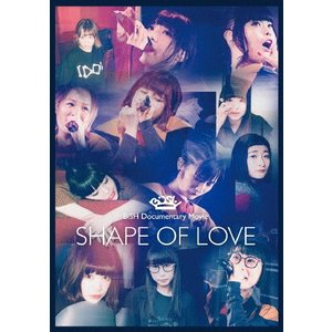 "[枚数限定]BiSH Documentary Movie""SHAPE OF LOVE"
