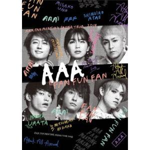 AAA FAN MEETING ARENA TOUR 2018 〜FAN FUN FAN〜【DVD】/AAA[DVD]【返品種別A】
