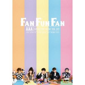 AAA FAN MEETING ARENA TOUR 2019 〜FAN FUN FAN〜【DVD】/AAA[DVD]【返品種別A】