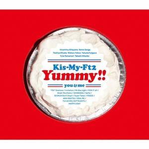 [枚数限定][限定盤]Yummy!!(初回盤A)/Kis-My-Ft2[CD+DVD]【返品種別A】