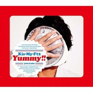 [枚数限定][限定盤]Yummy!!(初回盤B)/Kis-My-Ft2[CD+DVD]【返品種別A】 joshin-cddvd