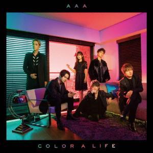[枚数限定][限定盤]COLOR A LIFE(初回生産限定盤/CD+DVD)/AAA[CD+DVD]【返品種別A】|joshin-cddvd