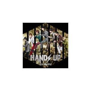 [枚数限定][限定盤]HANDS UP(初回盤A)/Kis-My-Ft2[CD+DVD]【返品種別A】|joshin-cddvd