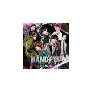 HANDS UP(通常盤)/Kis-My-Ft2[CD]【返品種別A】|joshin-cddvd