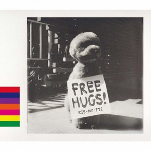 [枚数限定][限定盤]FREE HUGS!(初回盤A)/Kis-My-Ft2[CD+DVD]【返品種別A】|joshin-cddvd