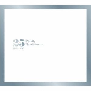 [初回仕様]Finally(CD3枚組+DVD)/安室奈美恵[CD+DVD]【返品種別A】|joshin-cddvd