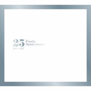 [初回仕様]Finally(CD3枚組+Blu-ray)/安室奈美恵[CD+Blu-ray]【返品種別A】|joshin-cddvd