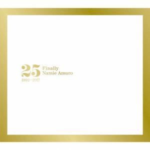 [初回仕様]Finally(CD3枚組)/安室奈美恵[CD]【返品種別A】|joshin-cddvd