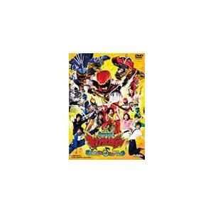 劇場版 獣電戦隊キョウリュウジャー ガブリンチョ・オブ・ミュージック/特撮(映像)[DVD]【返品種別A】|joshin-cddvd