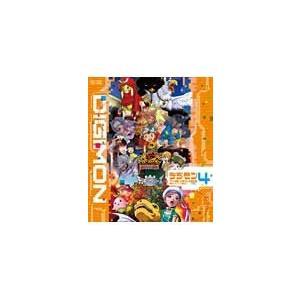 デジモン THE MOVIES Blu-ray VOL.4/アニメーション[Blu-ray]【返品種...