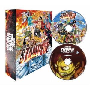 [枚数限定][限定版]劇場版『ONE PIECE STAMPEDE』スペシャル・デラックス・エディション【Blu-ray】/アニメーション[Blu-ray]【返品種別A】