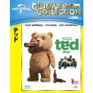 テッド/マーク・ウォールバーグ[Blu-ray]【返品種別A】