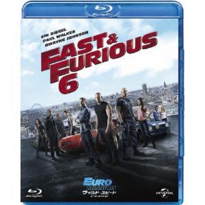 ワイルド・スピード EURO MISSION/ヴィン・ディーゼル[Blu-ray]【返品種別A】