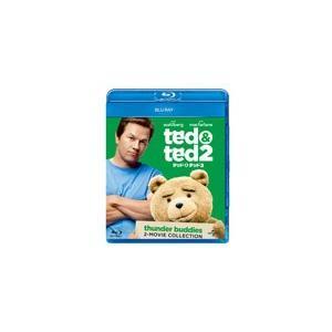 [枚数限定][限定版]テッド&テッド2 ブルーレイ・パック〈初回生産限定〉/マーク・ウォールバーグ[...