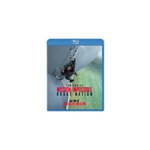 ミッション:インポッシブル/ローグ・ネイション/トム・クルーズ[Blu-ray]【返品種別A】