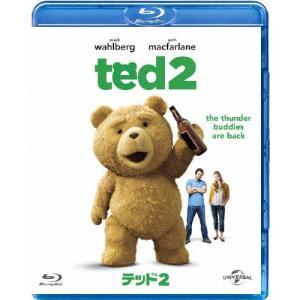 テッド2/マーク・ウォールバーグ[Blu-ray]【返品種別A】