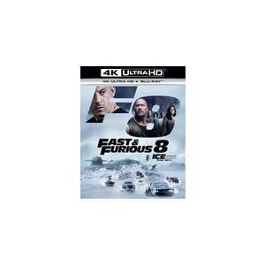 ワイルド・スピード ICE BREAK [4K ULTRA HD + Blu-rayセット]/ヴィン...