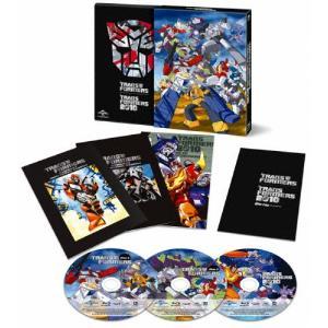 [期間限定][限定版]【イッキ見!】戦え!超ロボット生命体トランスフォーマー&2010 ダブル Blu-ray SET〈期間限定生産〉/アニメーション[Blu-ray]【返品種別A】|joshin-cddvd