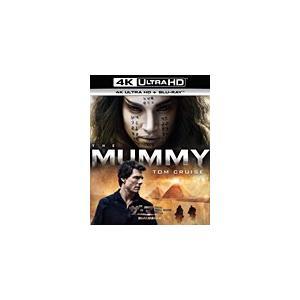 ザ・マミー/呪われた砂漠の王女[4K ULTRA HD+Blu-rayセット]/トム・クルーズ[Blu-ray]【返品種別A】|joshin-cddvd
