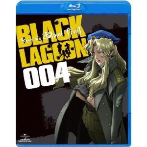 OVA BLACK LAGOON Roberta's Blood Trail 004/アニメーション...
