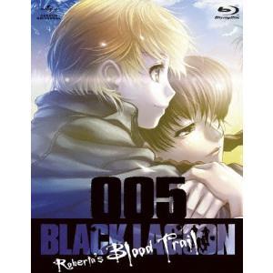 OVA BLACK LAGOON Roberta's Blood Trail 005/アニメーション...