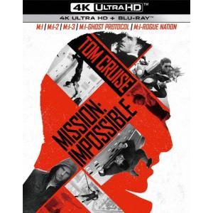 [枚数限定]ミッション:インポッシブル 5ムービー・コレクション[4K ULTRA HD+Blu-rayセット]/トム・クルーズ[Blu-ray]【返品種別A】 joshin-cddvd