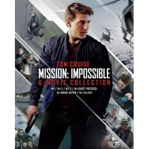 [枚数限定][限定版]ミッション:インポッシブル 6ムービー・ブルーレイ・コレクション【初回限定生産/ボーナスブルーレイ付き/7枚組】[Blu-ray]【返品種別A】|joshin-cddvd