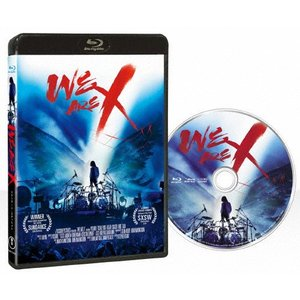 WE ARE X Blu-ray スタンダード・エディション/X JAPAN[Blu-ray]【返品種別A】