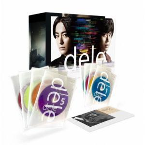 [先着特典付]dele(ディーリー)Blu-ray PREMIUM