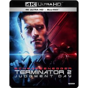 ターミネーター2 4K Ultra HD Blu-ray/アーノルド・シュワルツェネッガー[Blu-...
