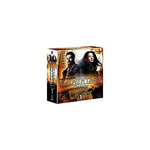 エレメンタリー ホームズ&ワトソン in NY シーズン1〈トク選BOX〉/ジョニー・リー・ミラー[DVD]【返品種別A】|joshin-cddvd