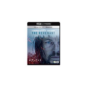 レヴェナント:蘇えりし者<4K ULTRA HD+2Dブルーレイ>/レオナルド・ディカプリオ[Blu-ray]【返品種別A】