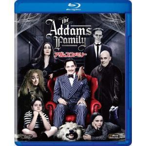 [枚数限定]アダムス・ファミリー/アンジェリカ・ヒューストン[Blu-ray]【返品種別A】