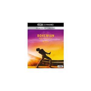 [枚数限定][初回仕様]ボヘミアン・ラプソディ【4K ULTRA HD+2Dブルーレイ/2枚組】/ラミ・マレック[Blu-ray]【返品種別A】
