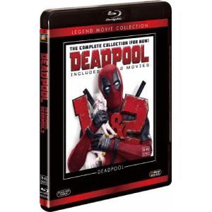 デッドプール ブルーレイコレクション/ライアン・レイノルズ[Blu-ray]【返品種別A】|joshin-cddvd