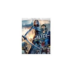 [初回仕様]アリータ:バトル・エンジェル 2枚組ブルーレイ&DVD/ローサ・サラザール[Blu-ray]【返品種別A】