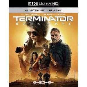 [初回仕様]ターミネーター:ニュー・フェイト<4K ULTRA HD+2Dブルーレイ/2枚組>/アー...