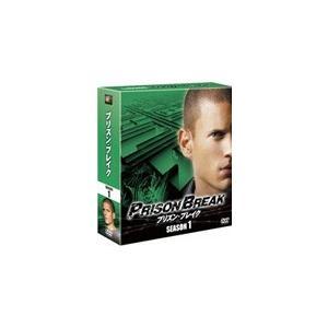 プリズン・ブレイク シーズン1 <SEASONSコンパクト・ボックス>/ウェントワース・ミラー[DVD]【返品種別A】|joshin-cddvd