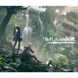 NieR:Automata Original Soundtrack/ゲーム・ミュージック[CD]【返...