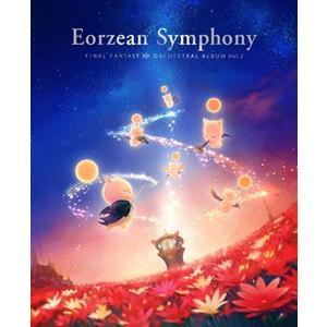Eorzean Symphony:FINAL FANTASY XIV Orchestral Album Vol.2(Blu-ray Disc Music)/ゲーム・ミュージック[CD]【返品種別A】