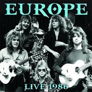 [枚数限定][限定盤]LIVE 1986 【輸入盤】▼/EUROPE[CD]【返品種別A】|Joshin web CDDVD PayPayモール店