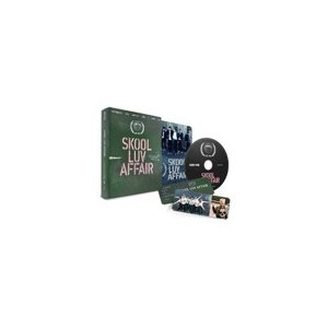 [枚数限定]2ND MINI ALBUM : SKOOL LUV AFFAIR【輸入盤】▼/BTS[CD]【返品種別A】の画像