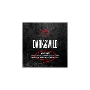 [枚数限定]1ST ALBUM : DARK & WILD【輸入盤】▼/BTS[CD]【返品種別A】の画像