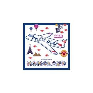 FUN TO THE WORLD【輸入盤】▼/MOMOLAND[CD]【返品種別A】の画像