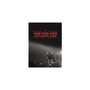 2018 UNB FAN-CON[LET'S BEGIN, UNME]DVD 【輸入盤】▼/UNB[...