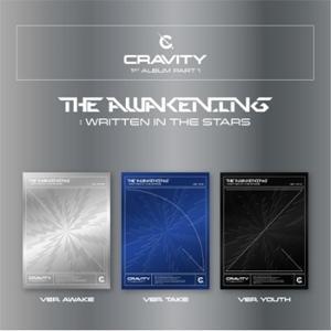 VOL.1 Part.1[The Awakening:Written in the Stars]【輸入盤】▼/CRAVITY[CD]【返品種別A】の画像